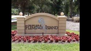 Fleming Island Plantation homes for sale and neighborhood views