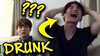 Drunk BTS is the best BTS 😂