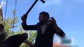 Զանգվածային անկարգություններ Երևանում
