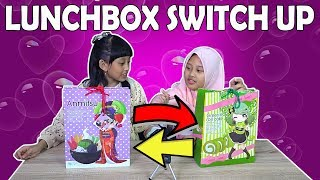 Lunchbox switch up Challenge
