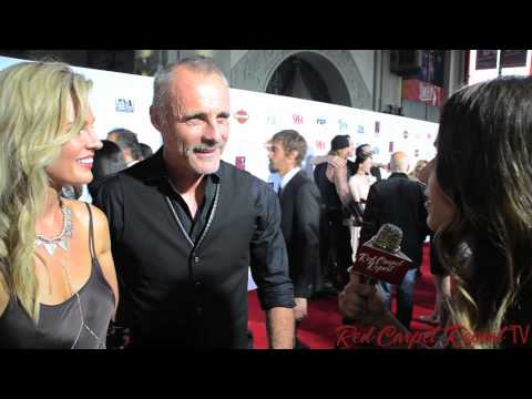 "Tim Murphy ""Galen"" at the Sons of Anarchy Season 7 Premiere #SOAFX #FinalRide"