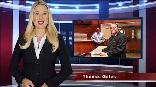 Thomas Gates honored member of IAOTP