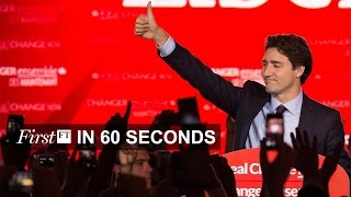 Liberal party victory in Canada election, Pistorius release | FirstFT