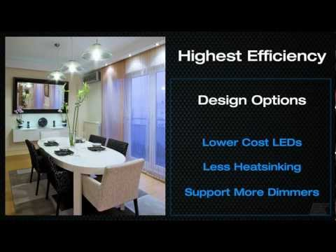 LED Lighting in Residential Applications
