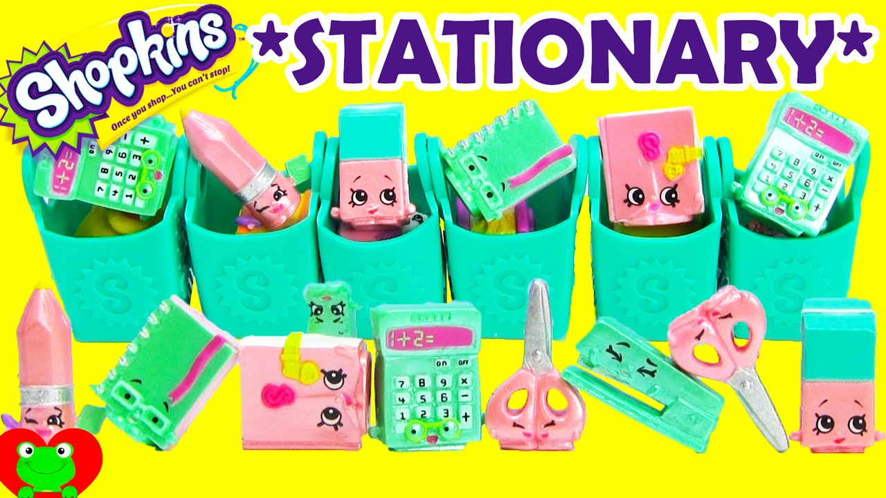 photograph regarding Shopkins Season 3 List Printable named Shopkins time 3 shots and names / Escape system see