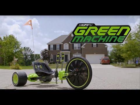 Smyths Toys - Huffy Green Machine 20inch