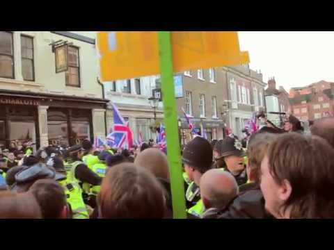 The Standoff - ( Rochester, Kent)