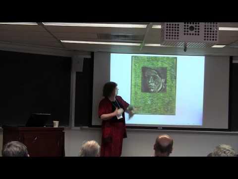 "Ingrid Daubechies (Duke University) - ""Mathematical Tools for Art History"""