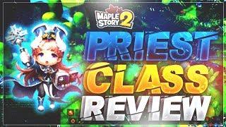 MapleStory 2 - Priest Class Review