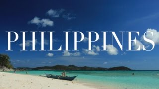 My best trip ever - the Philippines ! (Filippinerna)
