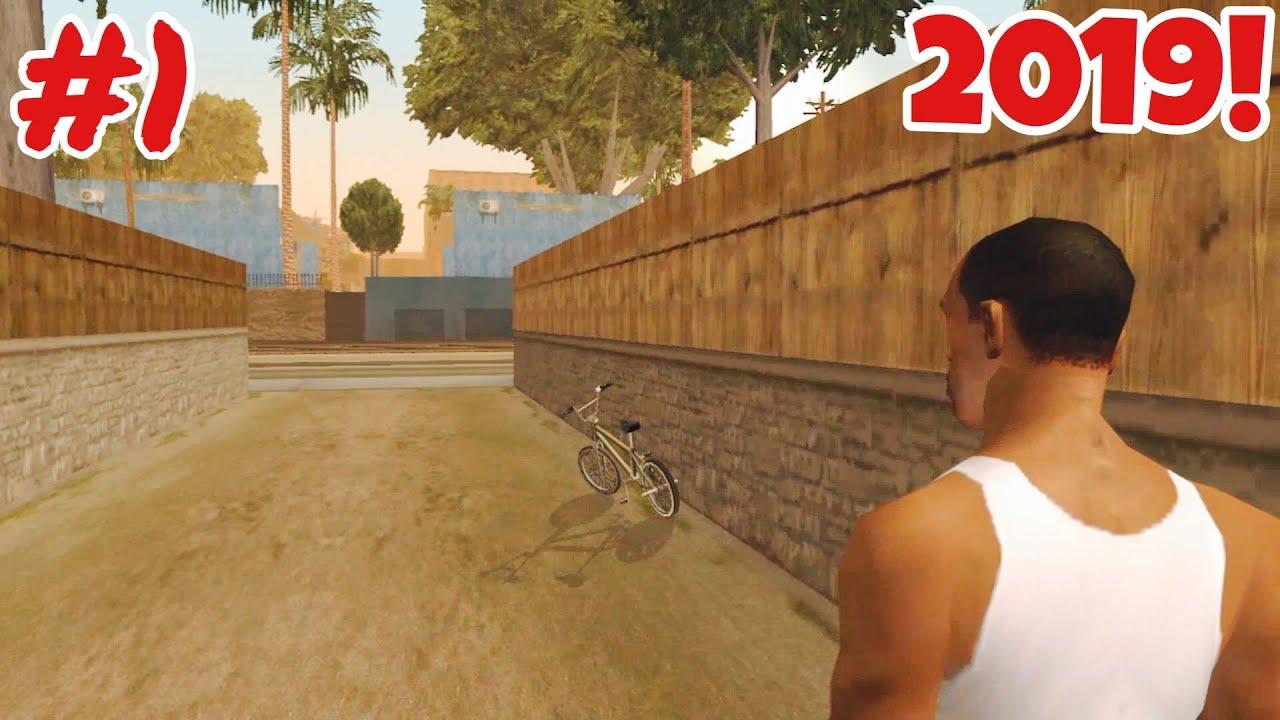 GTA San Andreas APK 2 0v Download - RoboModo