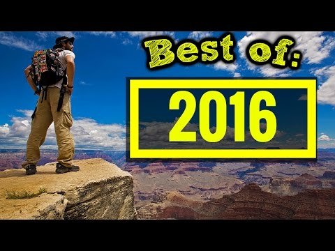 1 Year of Epic Travel - Best of 2016