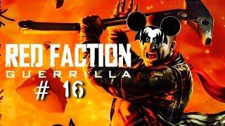 Red Faction Guerrilla ⚒ # 16 Der Müllfahrer räumt auf Let's Play