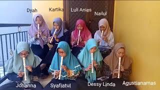 Kelas F Kelompok 2 Bunga Nusa Indah