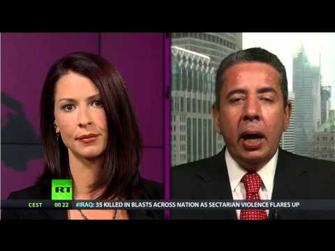 Morsi vs. 33 Million Egyptians | Interview with Ahmed Fathi