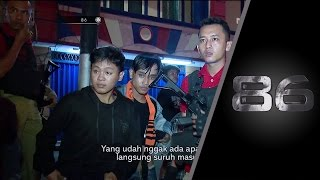 Puluhan Supporter Jakmania Dibawah Umur Diamankan Petugas - 86