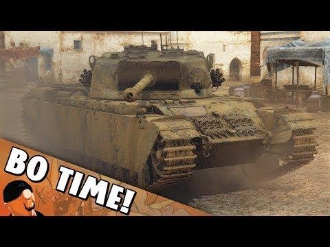 Download Youtube: War Thunder - Centurion Mk.1