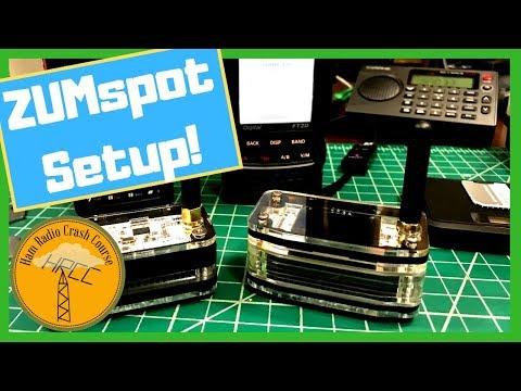 Setup ZUMspot RPI Pi-Star Install How-To