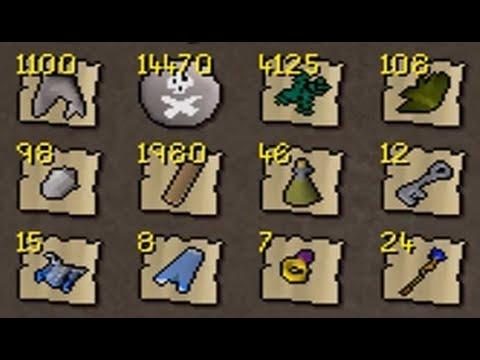 Loot From 1000 Kraken Bosses
