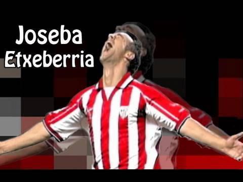 Joseba Etxeberria: el último canto del Gallo. Athletic club Bilbao
