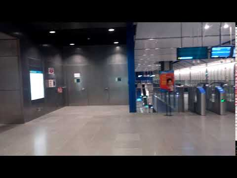 Singapore Expo MRT Station, Downtown Line