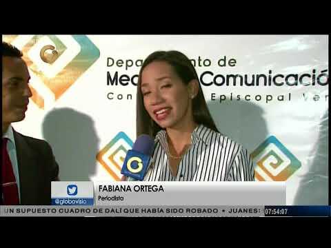 Fabiana Ortega y Maryelis Hernández expresan su agradecimiento por Premio Monseñor Pellín