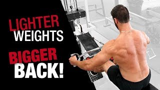 Beginner Back Workout For MASS (THE 4-1-2-1 GIANT SET ROUTINE!)