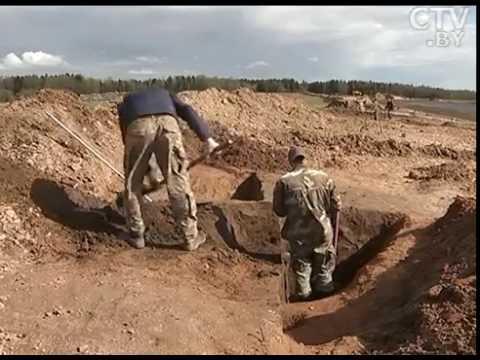 Уникальные артефакты белорусских археологов