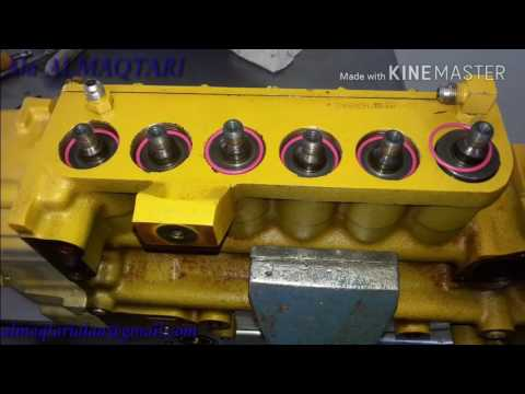 Dismantled And Installation And Tset Of Injection Pump