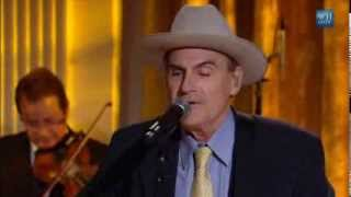 "James Taylor Performs ""Riding on a Railroad"" 