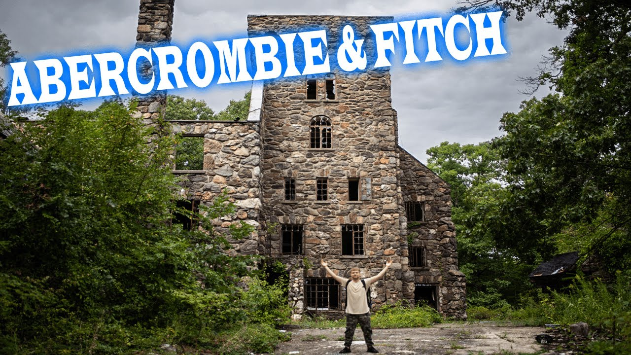 Download Abandoned Abercrombie & Fitch Millionaires Mansion | Lost In The Woods