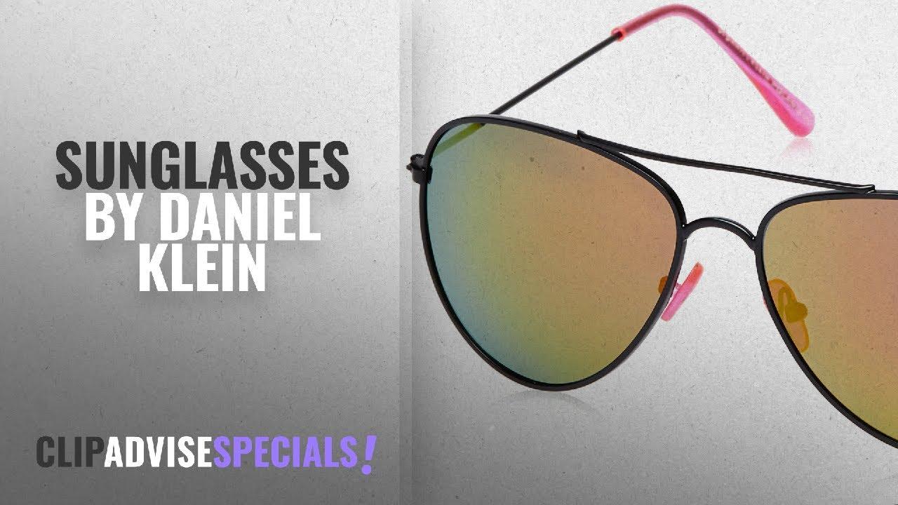 24cd07d21178 Top 10 Daniel Klein Sunglasses [2018]: Daniel Klein Aviator ...