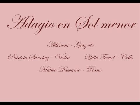 Albinoni. Sonata en La menor para violín y clavicordio (1740). from YouTube · Duration:  9 minutes 14 seconds