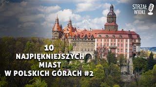 10 Najpiękniejszych miast w polskich  górach #2