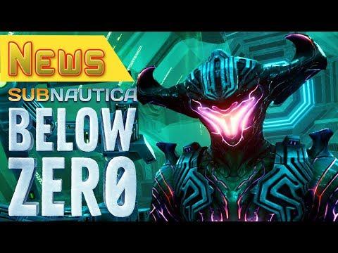 АЛАН и МАРГАРЕТ В ИГРЕ ● Игра Subnautica BELOW ZERO News #35