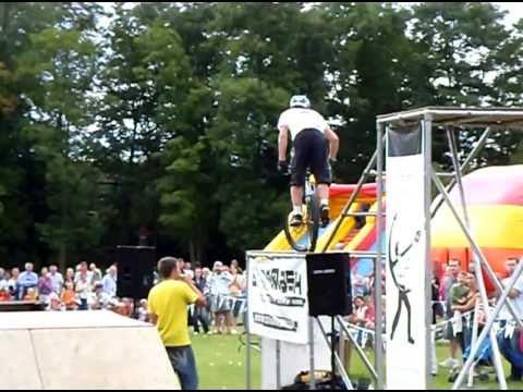 Danny MacAskill Lands Hardest Bike Trick In World