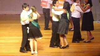 Jazzy's 2010 Ballroom Dancing Competition- Foxtrot