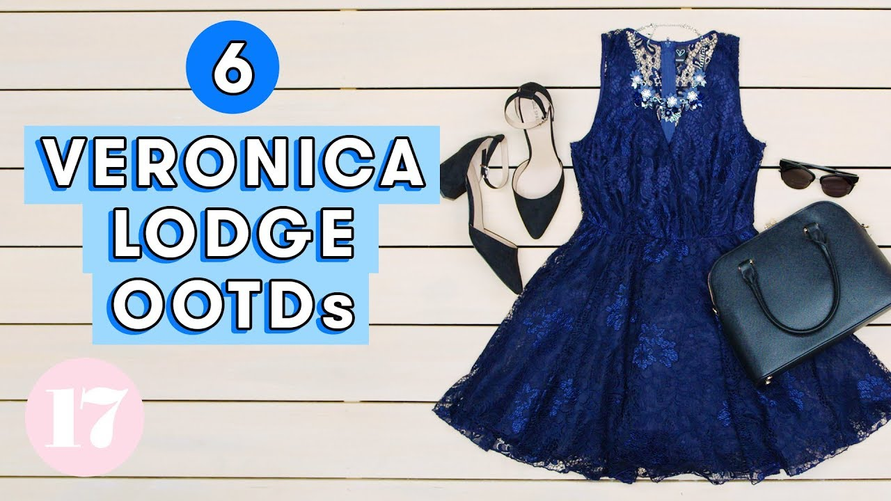 6 Veronica Lodge Outfit Ideas From Riverdale | Style Lab 3