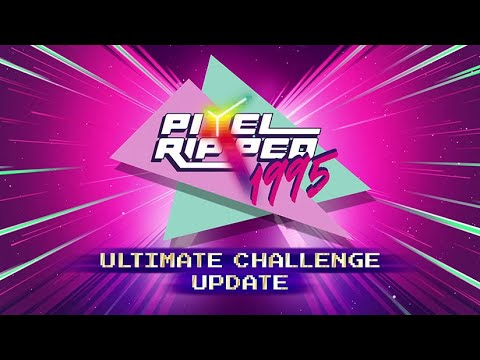 Pixel Ripped 1995 -  Ultimate Challenge Update