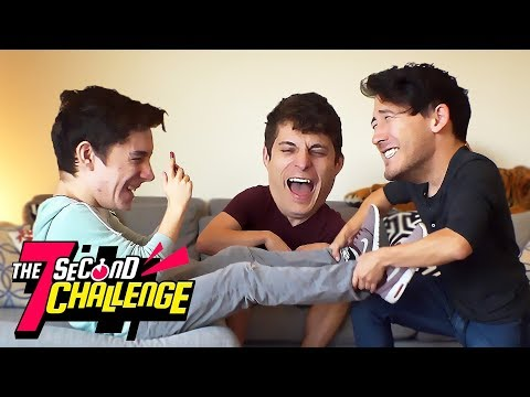 Thumbnail: 7 Second Challenge: KNOCK-OFF DAN & PHIL