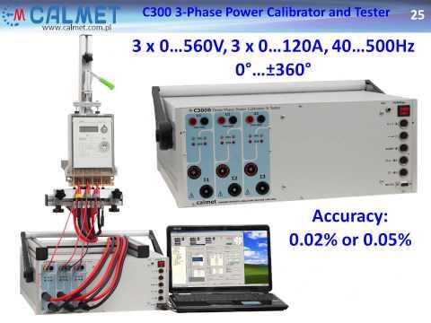 Precision Meter Test Equipment
