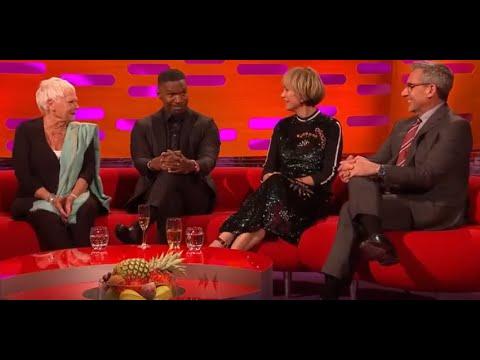 The Graham Norton Show | Judi Dench, Jamie Foxx, Kristen Wiig, Steve Carell