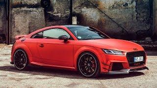 ABT Audi TT RS-R 500HP Mountain Pass Drive   ABT Sportsline