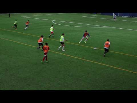 Provincial Projects U15-U16 Boys Session 1
