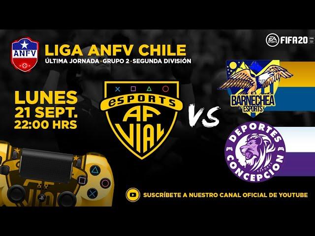 Fernández Vial eSports | Última jornada Liga ANFV Chile