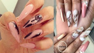 2018 Easy Nail Art Designs For Beginners || 2 ||