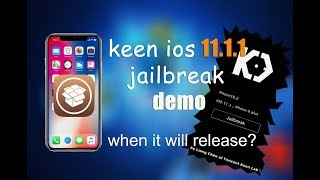 ios 11.1.1 jailbreak iPhone X by keen lab demo full video released!!