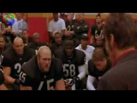 Any Given Sunday   Peace by Inches   Pacino