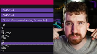 The OBS FrameRate Tip You WON'T Listen To! - OBS Quick Tips