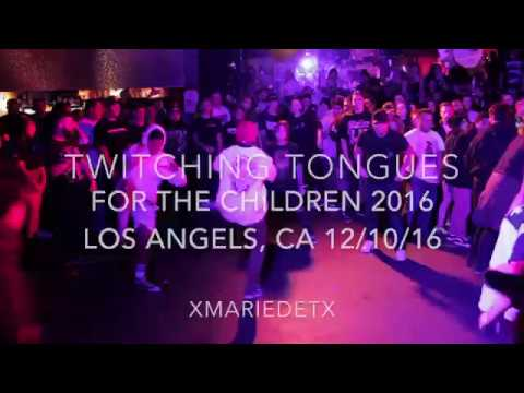 Twitching Tongues -FULL SET- | UNION | For The Children 2016